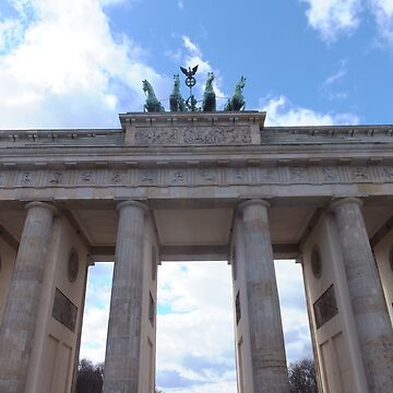 Brandenburg Gate-Berlin by Alexandre555