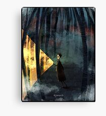 The Hound of Baskerville Canvas Print