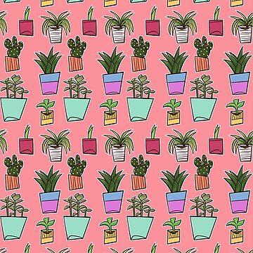 Houseplants by EvaHolder