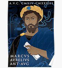 Marcus Aurelius Poster