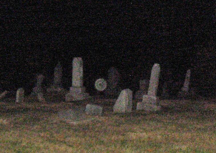 Cemetery Orb 2 by Tracy DeVore