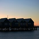 Busselton Sunset HDR by Andreas Koepke