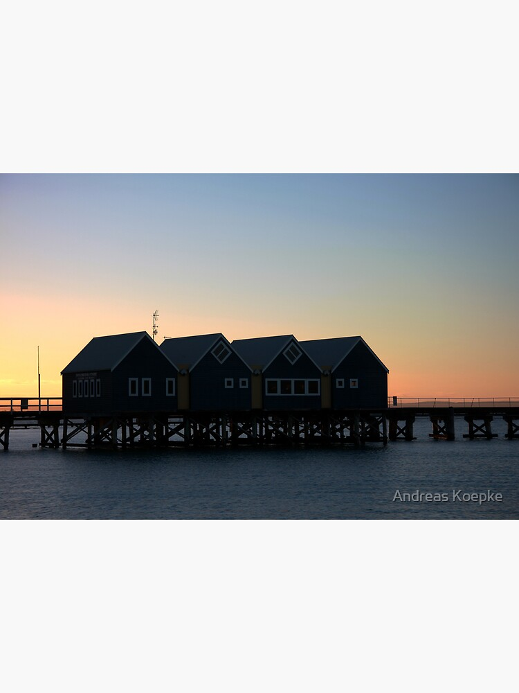Busselton Sunset HDR by mistered