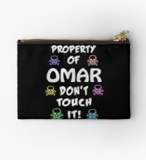 Property of Omar Studio Pouch