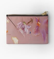 Harry Styles' Pink Floral Pattern Studio Pouch