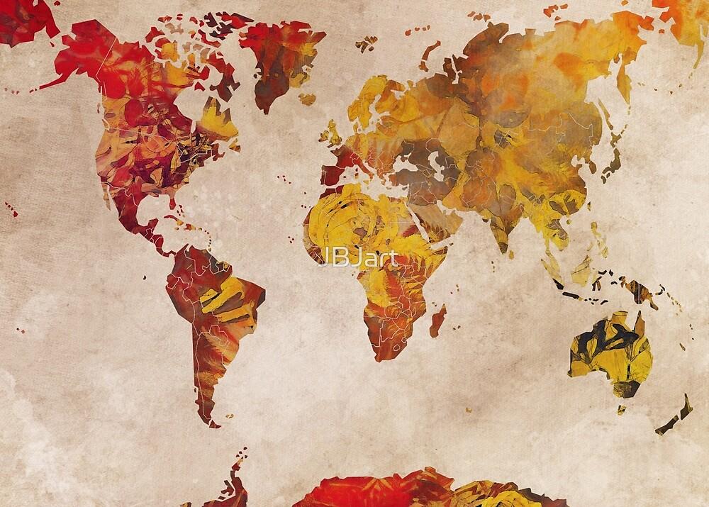 world map 24 #map #worldmap by JBJart