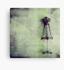 Dress Me Up In What You Want Me To Be Canvas Print