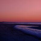 Sunrise Over Kiawah Island by Jarede Schmetterer