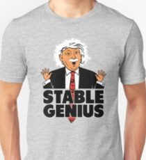 Trump Stable Genius Unisex T-Shirt