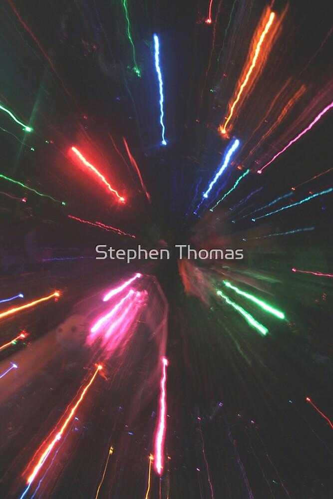 Exploding Christmas Tree by Stephen Thomas