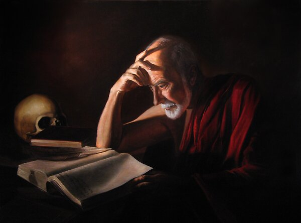 St. Jerome by armusik