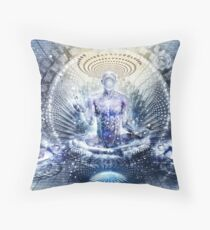 Awake Could Be So Beautiful, 2011 Throw Pillow