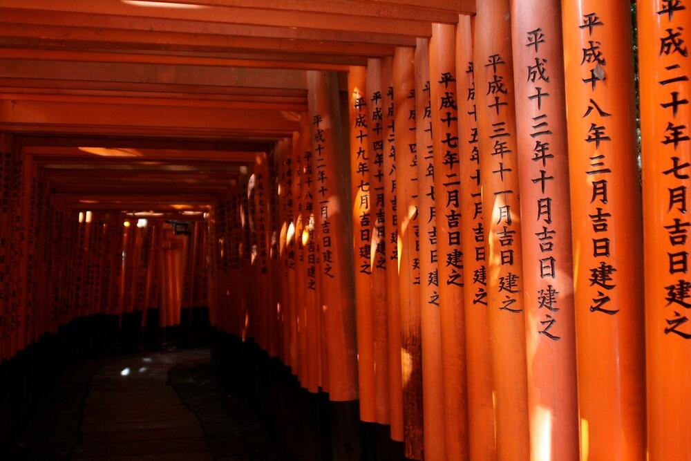 Inari Tunnels I by Herman Lim