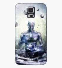 Erfahrung so klar, Entdeckung so klar Hülle & Klebefolie für Samsung Galaxy