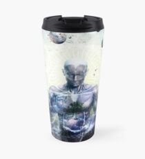Experience So Lucid, Discovery So Clear Travel Mug