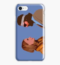 Margot and Richie 2 iPhone Case/Skin