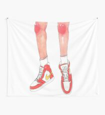 Sneakers Wall Tapestry