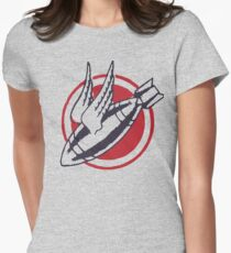 RADIO9V Women's Fitted T-Shirt