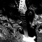 While My Guitar Gently Weeps by Keilah
