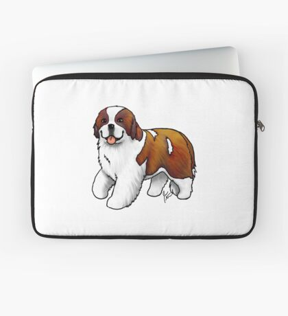 St. Bernard Laptop Sleeve