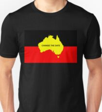 Invasion Day: Change The Date Unisex T-Shirt