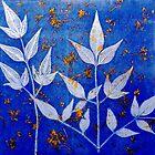 """Mornington Skies 1 - Monoprint by Belinda """"BillyLee"""" NYE (Printmaker)"""