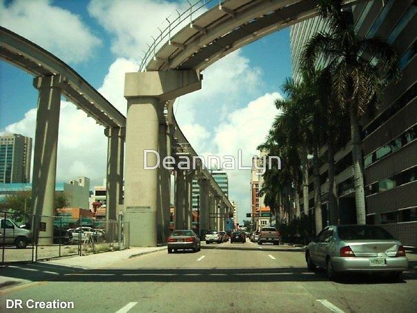Miami by DeannaLyn