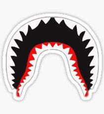 Bape Shark Stickers