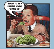Little Tommy Always Eats His Greens! by Brother Adam
