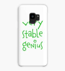 very stable genius Case/Skin for Samsung Galaxy