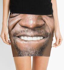 Terry Crews Pillow Face Mini Skirt