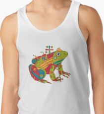 Frog, from the AlphaPod collection Tank Top