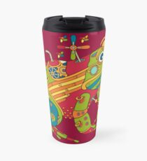 Frog, from the AlphaPod collection Travel Mug