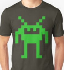 We Come in Peace (Green) T-Shirt