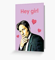 Valentine Mulder Greeting Card