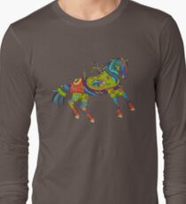 Horse, from the AlphaPod collection Long Sleeve T-Shirt