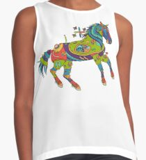 Horse, from the AlphaPod collection Contrast Tank