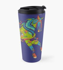 Horse, from the AlphaPod collection Travel Mug