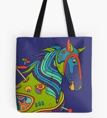 Horse, from the AlphaPod collection Tote Bag