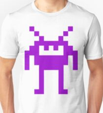 We Come in Peace (Purple) T-Shirt