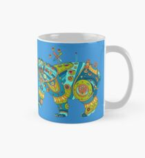 Polar Bear, cool art from the AlphaPod Collection Mug