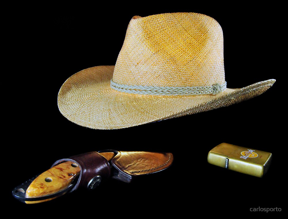 Cowboy by carlosporto