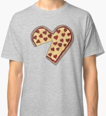 Piece of my heart Matching Pizza Classic T-Shirt