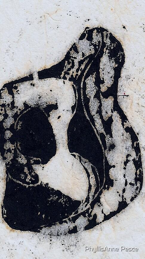 Madonna sans L'Enfant by PhyllisAnne Pesce