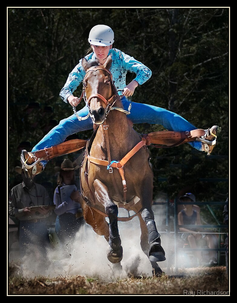 Rodeo by Ray Richardson