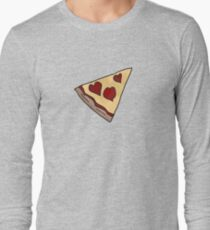 Piece of my heart Matching Pizza Slice Long Sleeve T-Shirt