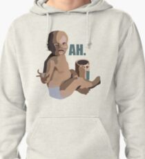 Peanut Butter Baby Pullover Hoodie