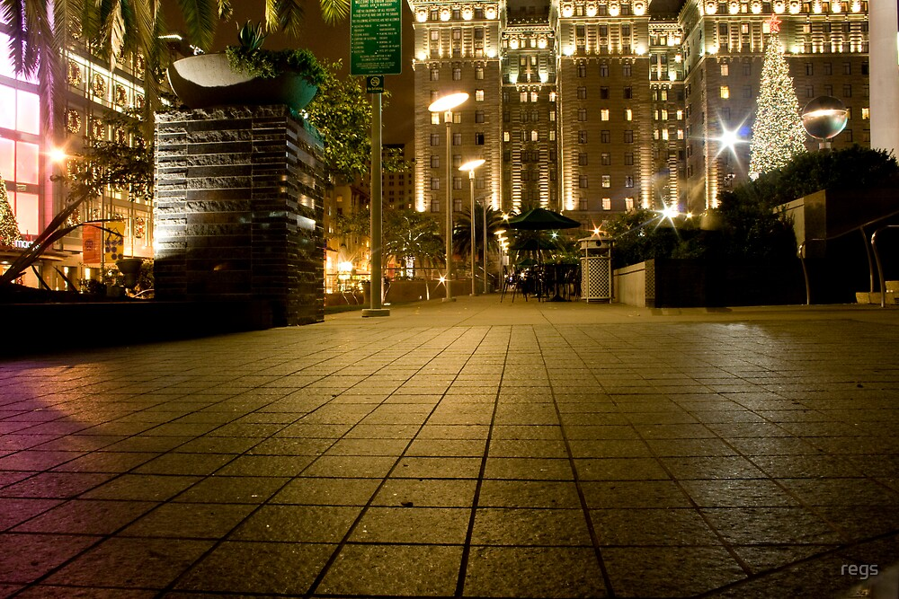 welcome to union square by regs
