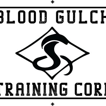 Blood Gulch Training Corp by XxW4T3RM3L0NxX