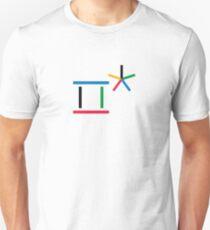 2018 Olympic Rings Unisex T-Shirt